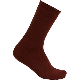 Woolpower 400 Chaussettes, autumn red